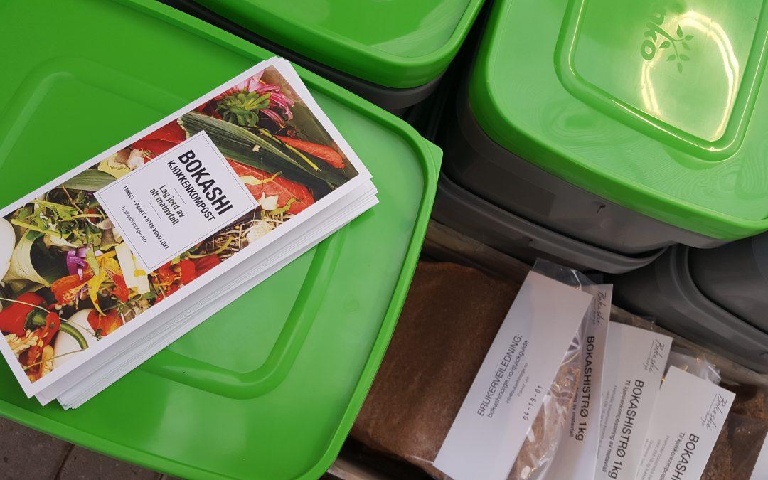 Bokashi kjøkkenkompostering – et perfekt hjemmekretsløp